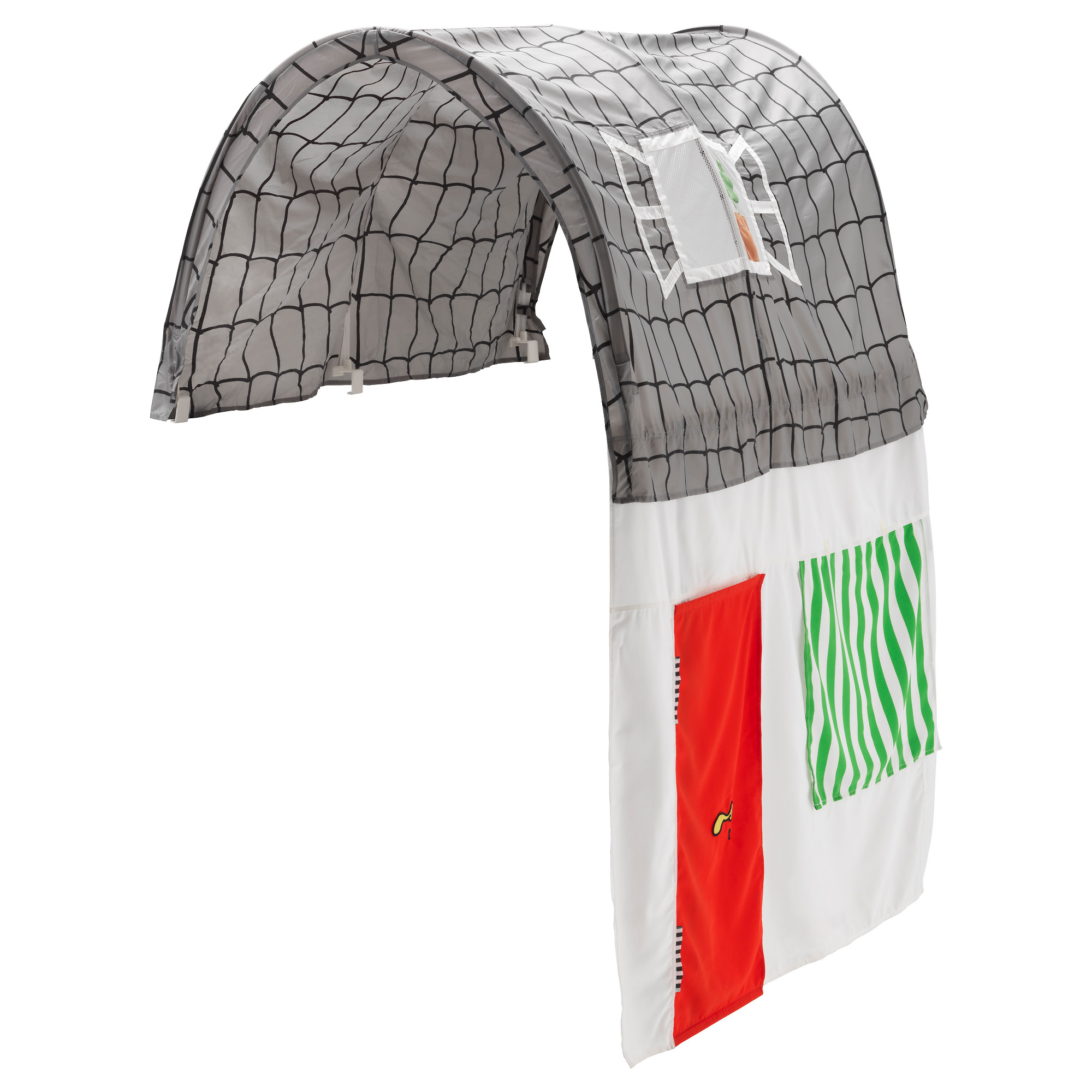 All Departments  sc 1 st  Ikea & KURA Bed tent with curtain - IKEA