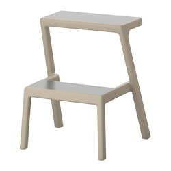 MÄSTERBY Step stool $69
