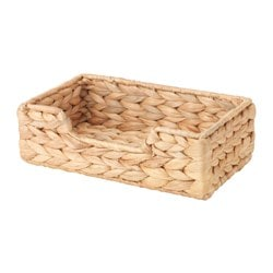 CISSAN napkin holder, water hyacinth