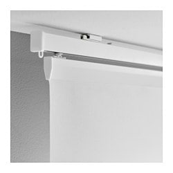 VIDGA, Ceiling bracket, white
