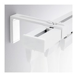 VIDGA, Wall bracket, white