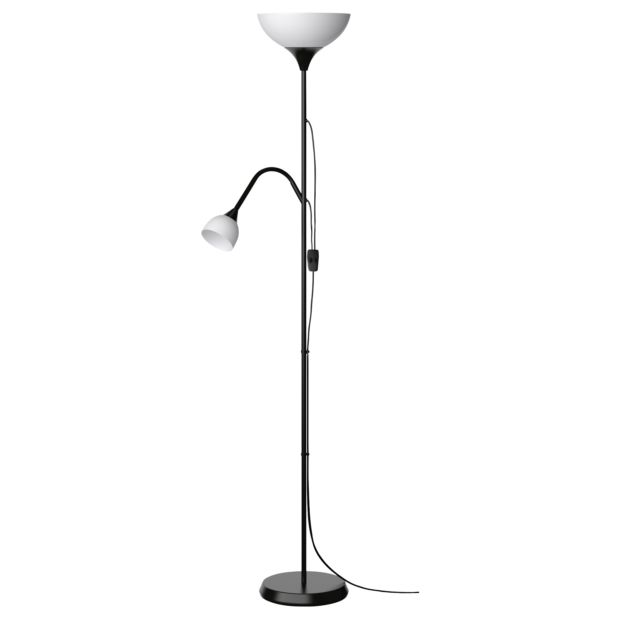 Elegant NOT Floor Uplight/reading Lamp   IKEA