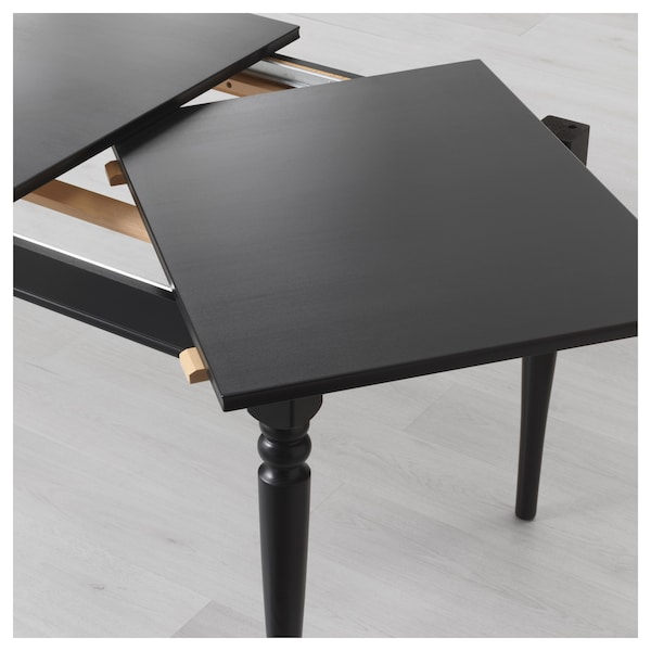 IKEA INGATORP Extendable table