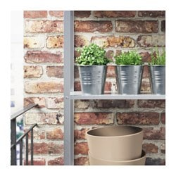 Socker Plant Pot In Outdoor Galvanised Ikea Family Price