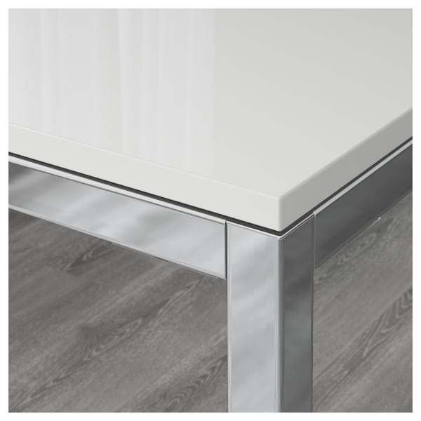 Torsby Table Top High Gloss White Ikea