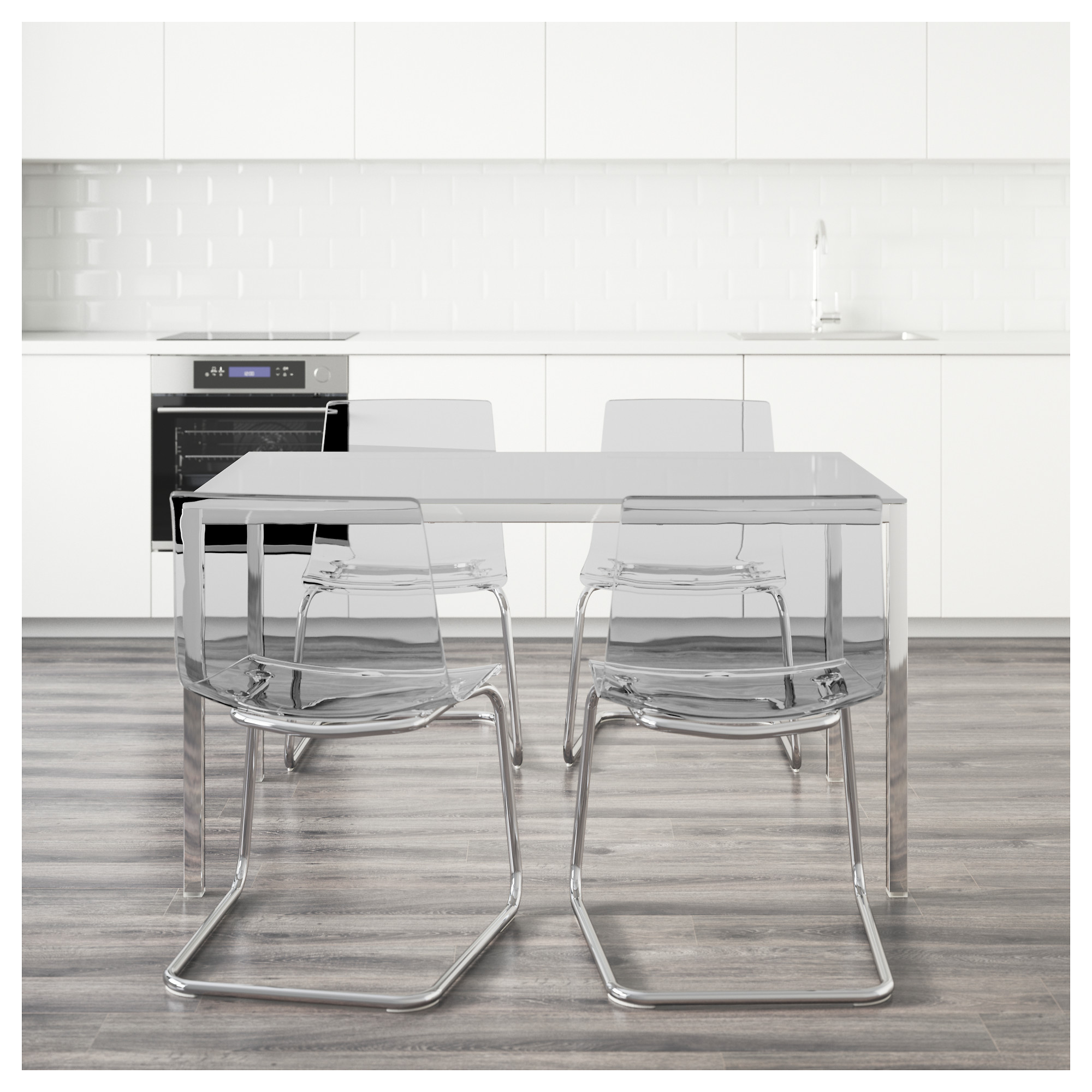 Attractive TORSBY / TOBIAS Table And 4 Chairs   IKEA