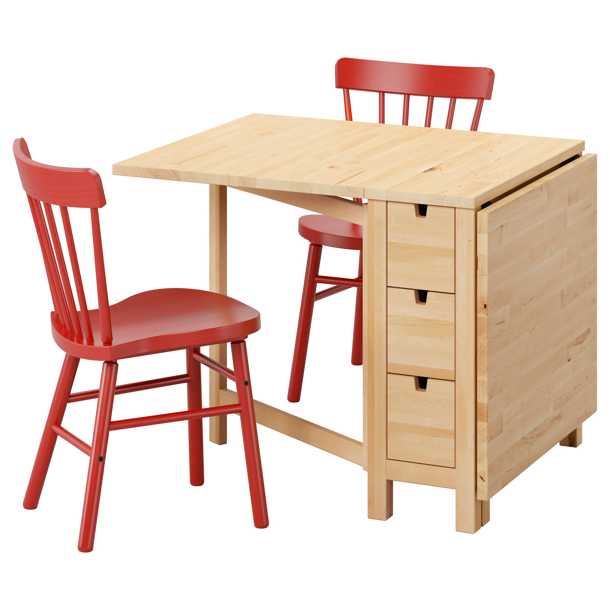NORDEN / NORRARYD Table And 2 Chairs   IKEA
