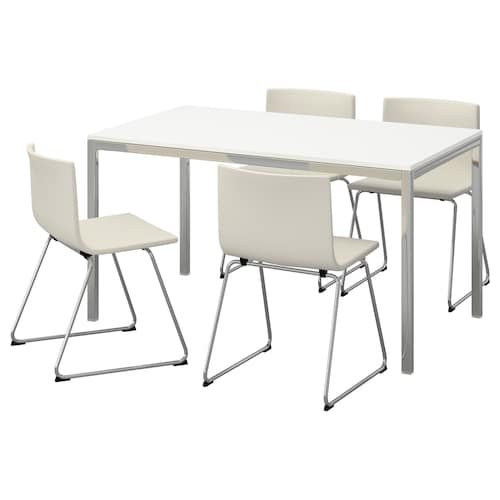 IKEA TORSBY / BERNHARD Table and 4 chairs