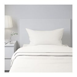 ULLVIDE sheet set, white Thread count: 200 square inches Thread count: 200 square inches