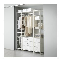 ikea regalsystem kleiderschrank. Black Bedroom Furniture Sets. Home Design Ideas