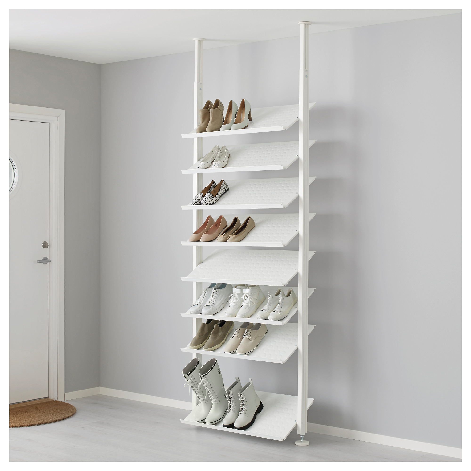 Design Shoe Stand Ikea elvarli shoe shelf 80x36 cm ikea