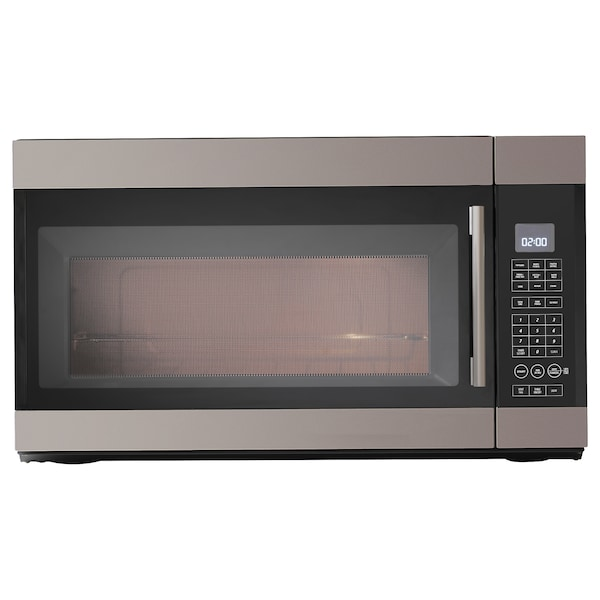Nutid Microwave Oven With Extractor Fan Ikea