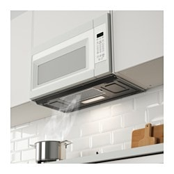 Lagan Microwave Oven With Extractor Fan