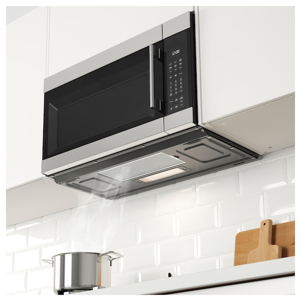 Microwave Oven With Extractor Fan Nutid