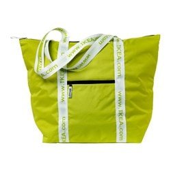 KYLVÄSKA cooler bag, green