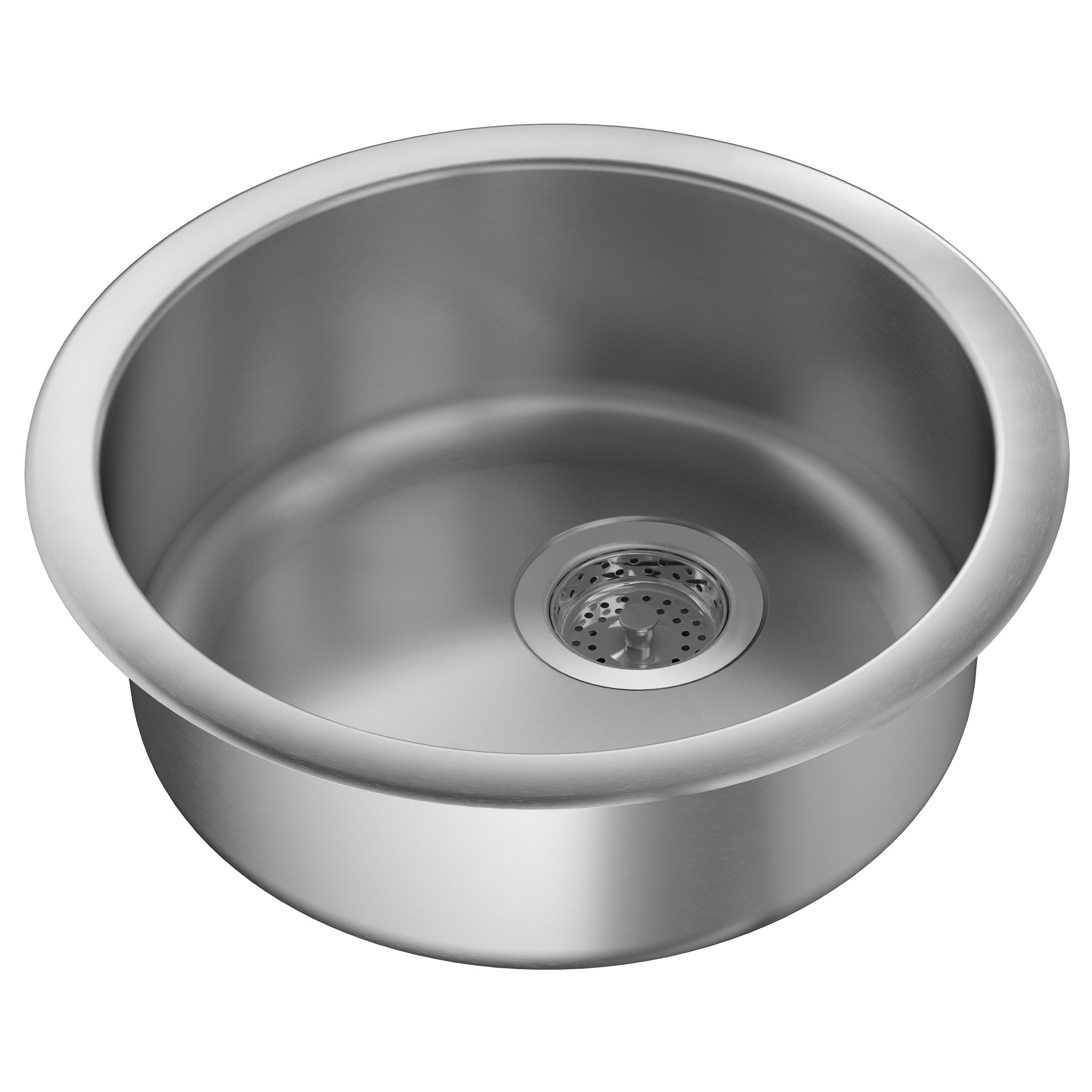 boholmen sink stainless steel height 5 78 diameter 17 3. Interior Design Ideas. Home Design Ideas