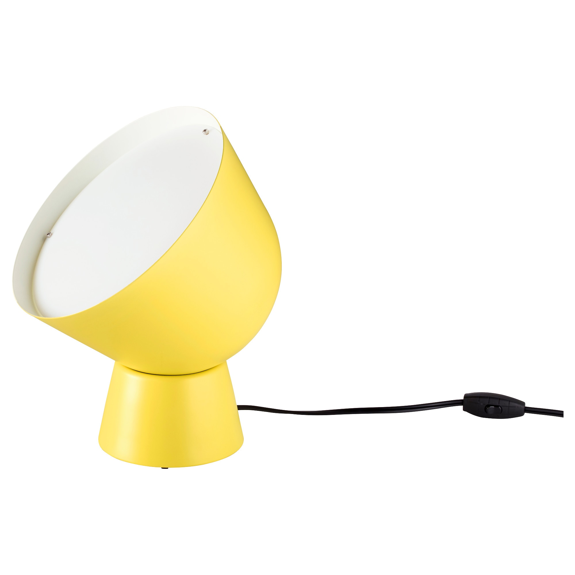 Ikea led desk lamp - Ikea Ps 2017 Table Lamp With Led Bulb Yellow Height 13 Diameter