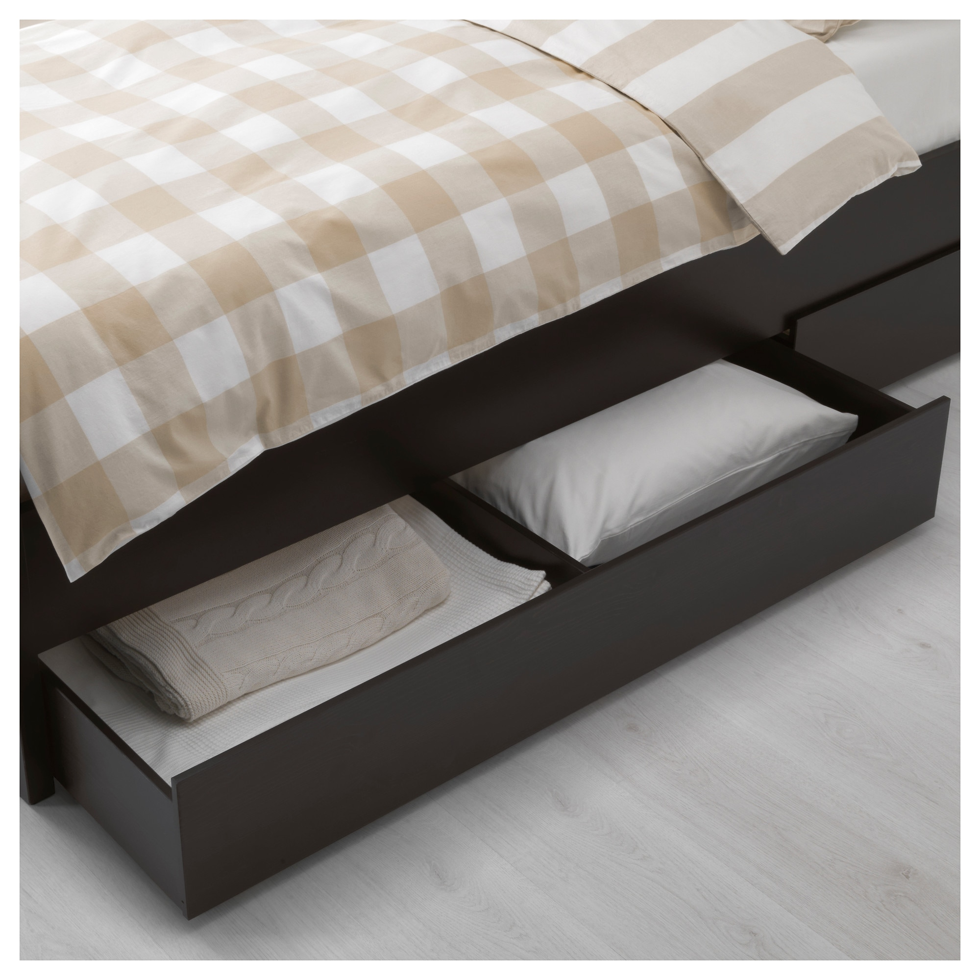 Bed frame with storage - Bed Frame With Storage