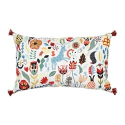 RÖDARV cushion, multicolor