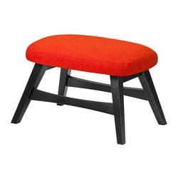BENARP Hocker, Skiftebo orange