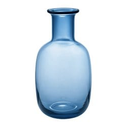 STOCKHOLM 2017 carafe, blue Height: 21 cm Volume: 1.2 l