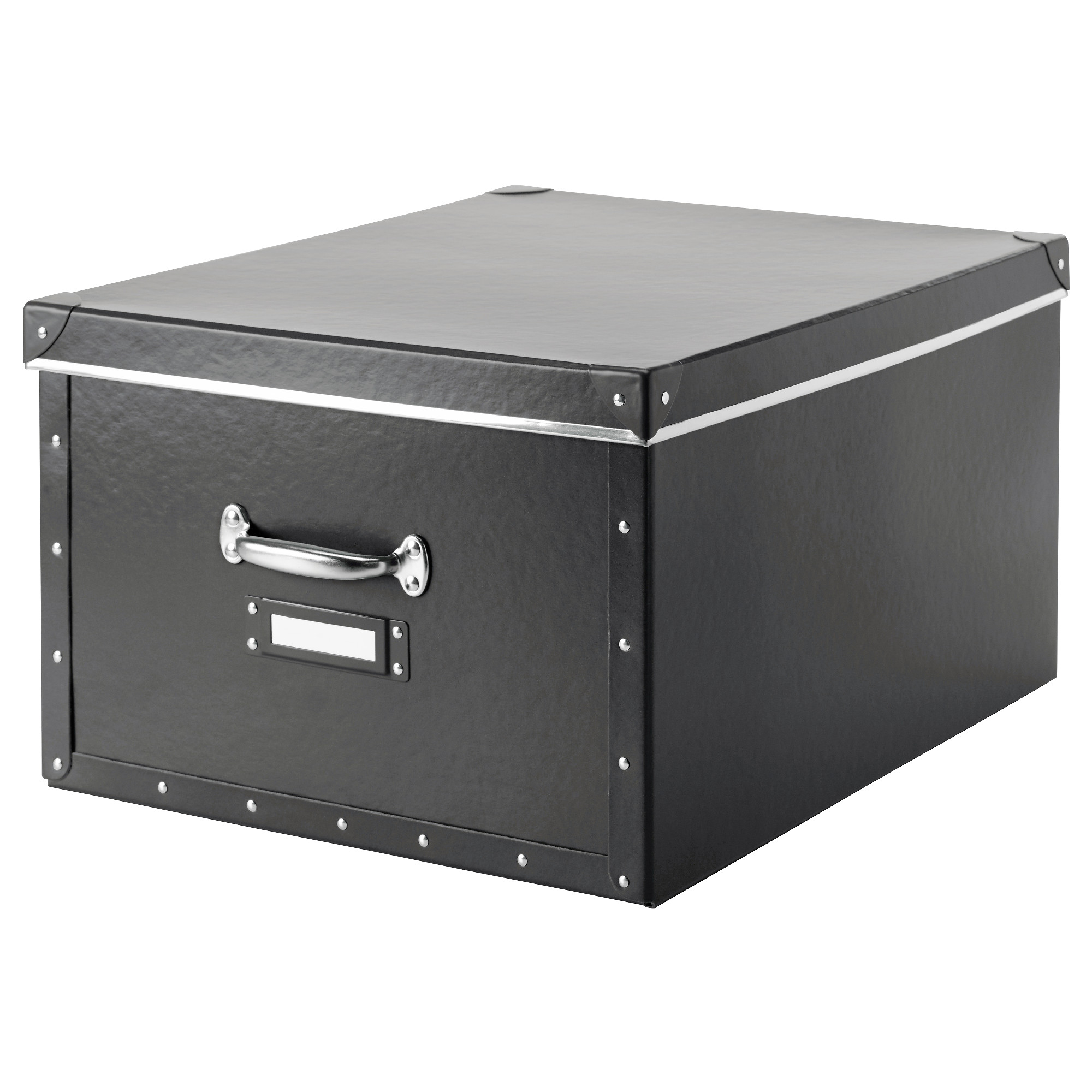 Tin bread box drawer insert - Fj Lla Box With Lid Dark Gray Depth Including Handle 22 Width 15