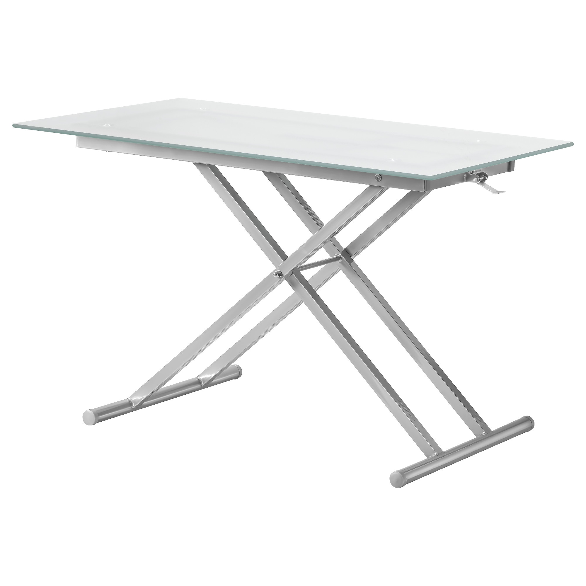 Table haute ikea a hauteur ajustable table de lit for Lit hauteur ikea