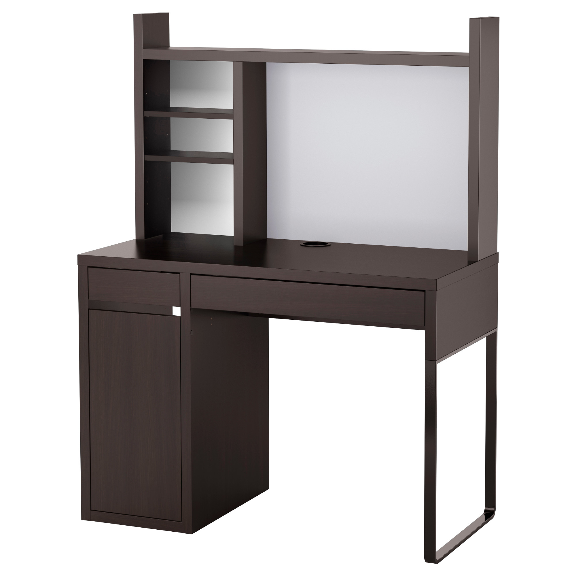 white lamp office furniture flooring hutch computer wood corner lowes view for ikea charming tv with appealing sauder on stand desk harbor and design