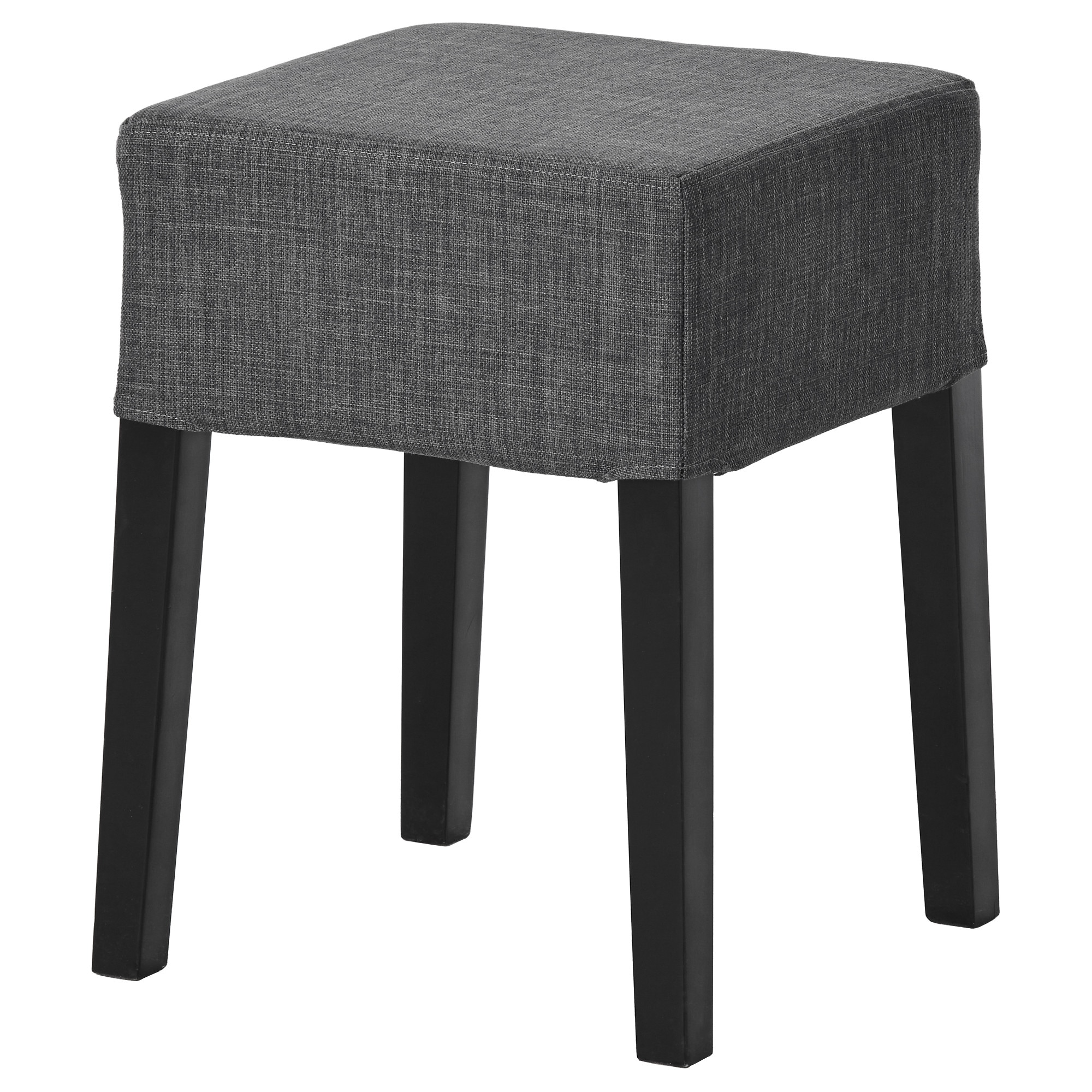 NILS stool black Skiftebo dark gray Tested for 243 lb Seat width  sc 1 st  Ikea & Stools u0026 benches - Benches u0026 Stools - IKEA islam-shia.org