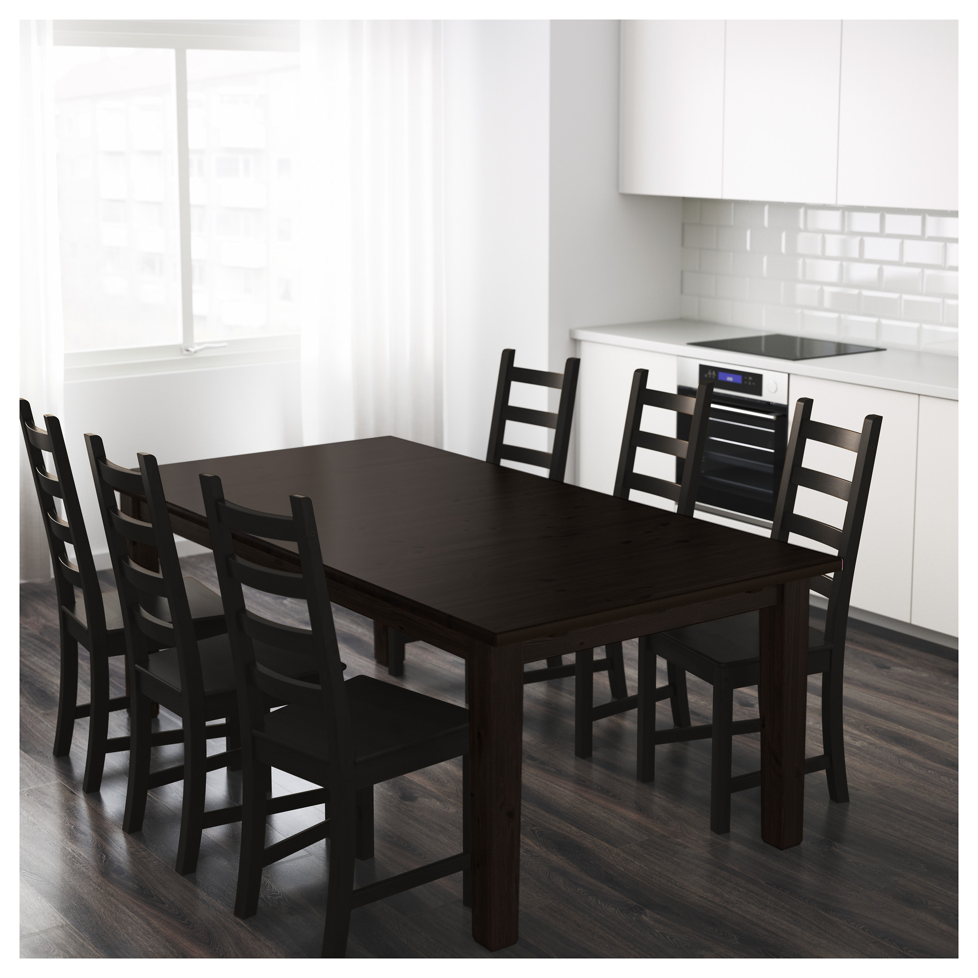 """STORN""""S Extendable table IKEA"""