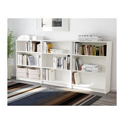 Billy Bookcase White