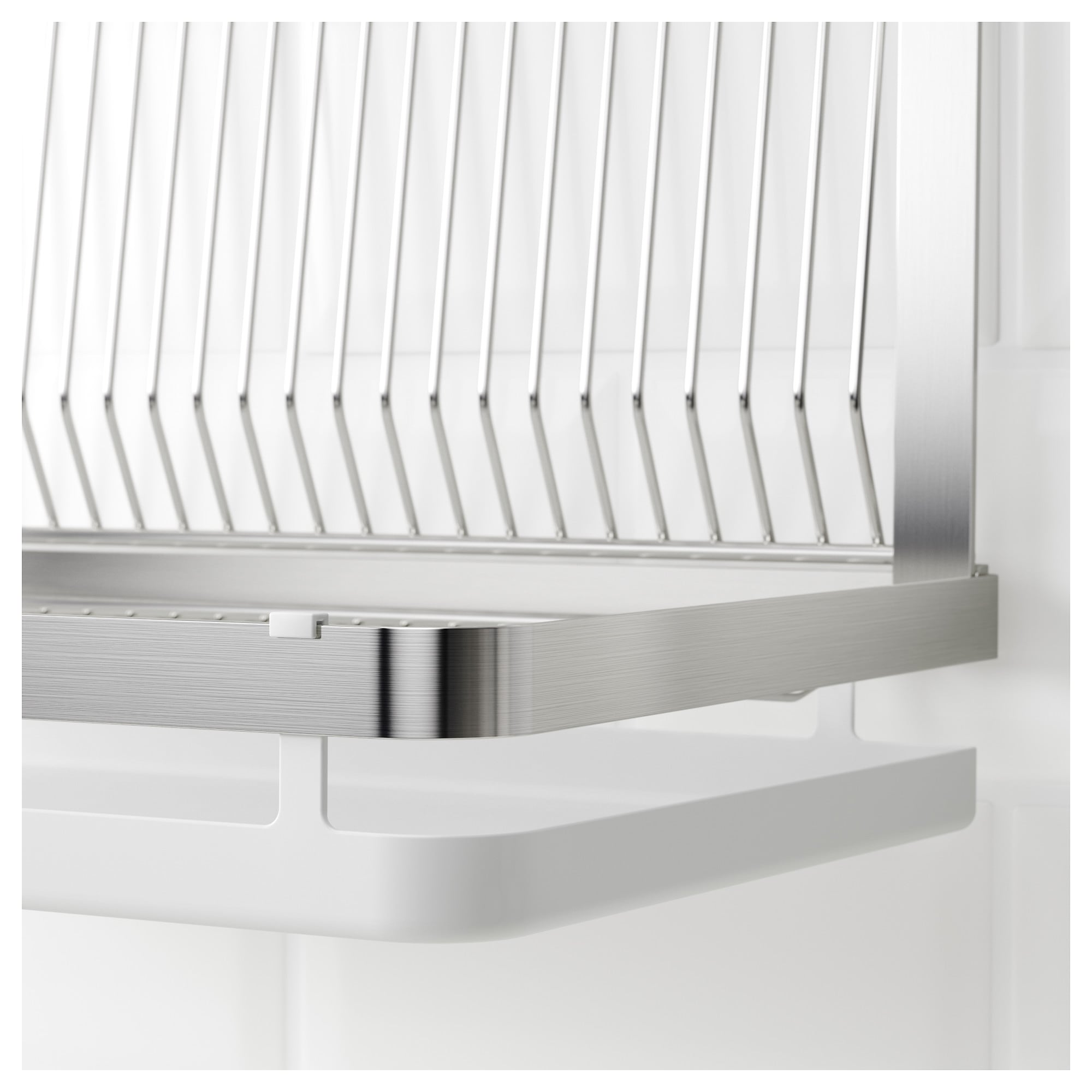 Appealing Ikea Wall Mounted Dish Drying Rack Images - Best Image ...