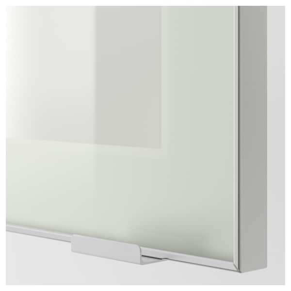 Glass Door Jutis Frosted Glass Aluminium