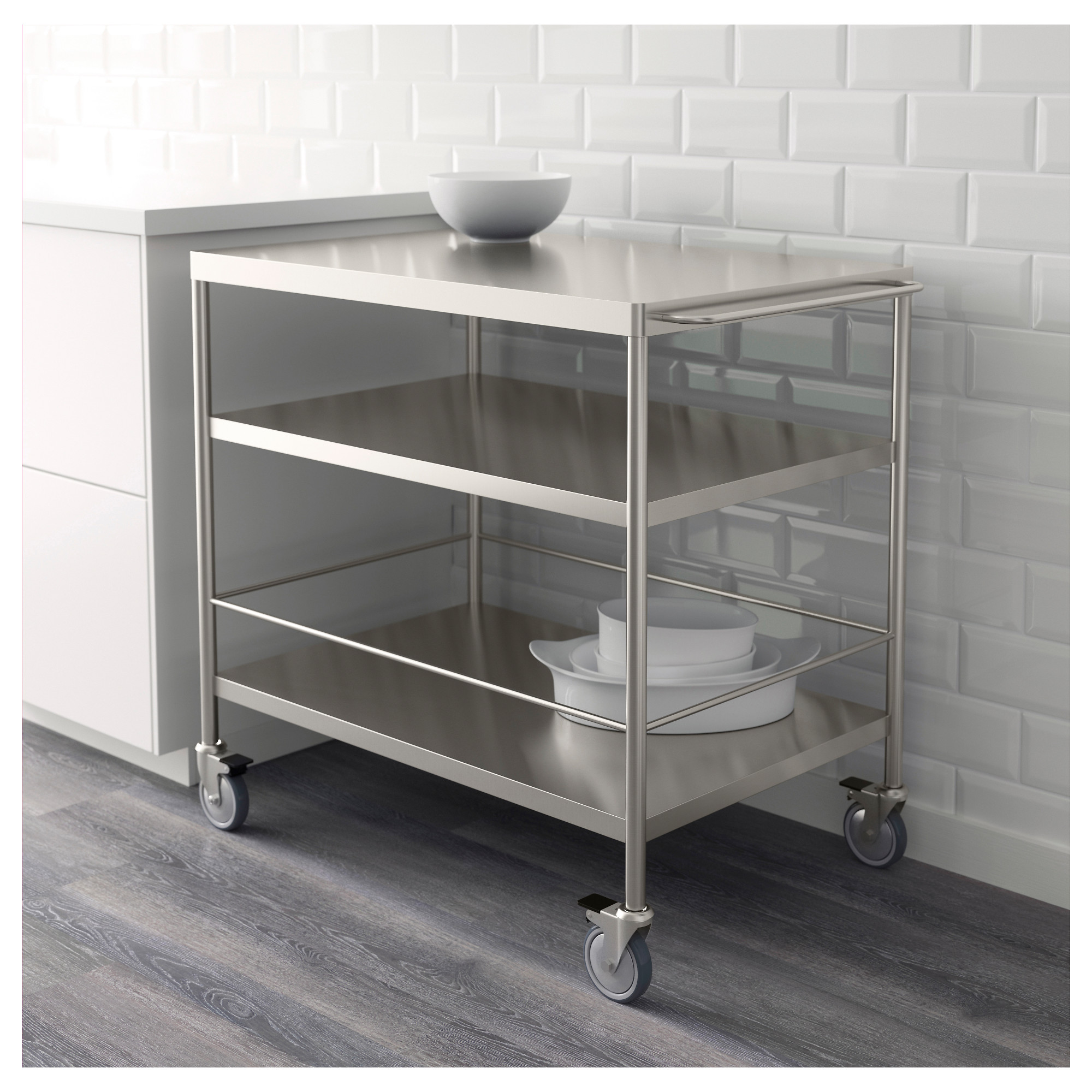 Ikea Kitchen Cart Flytta Kitchen Cart  Ikea