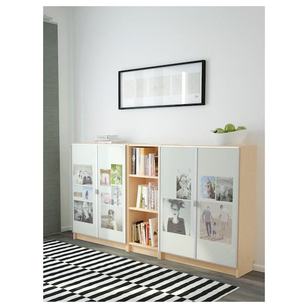 billy morliden b cherregal birkenfurnier ikea. Black Bedroom Furniture Sets. Home Design Ideas