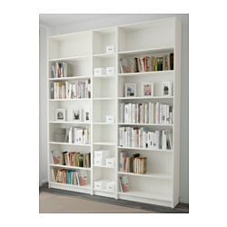 billy bookcase white - Ikea Billy Bookshelves
