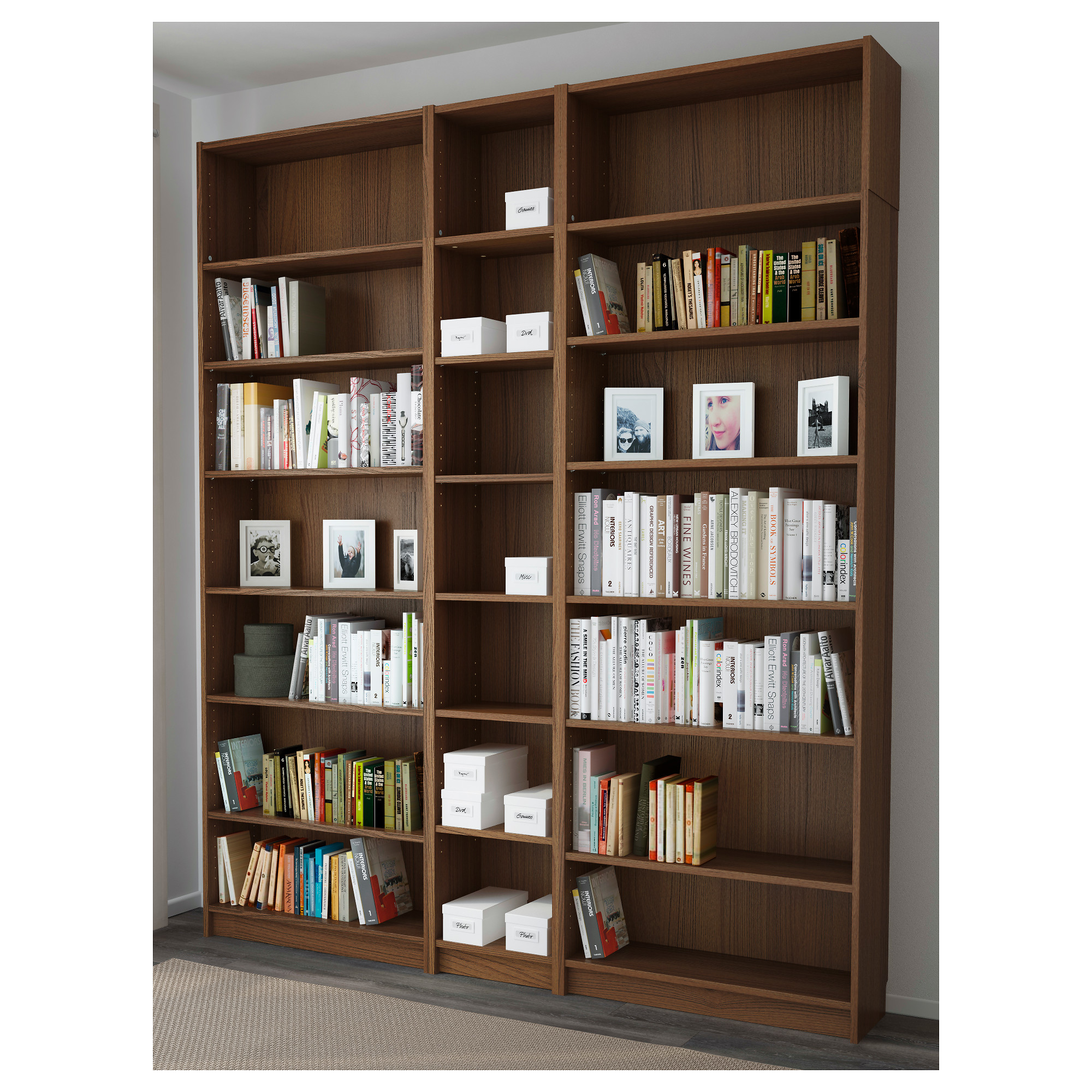 quercus oak angle living constance bookcase large fsl bookcases wide tall