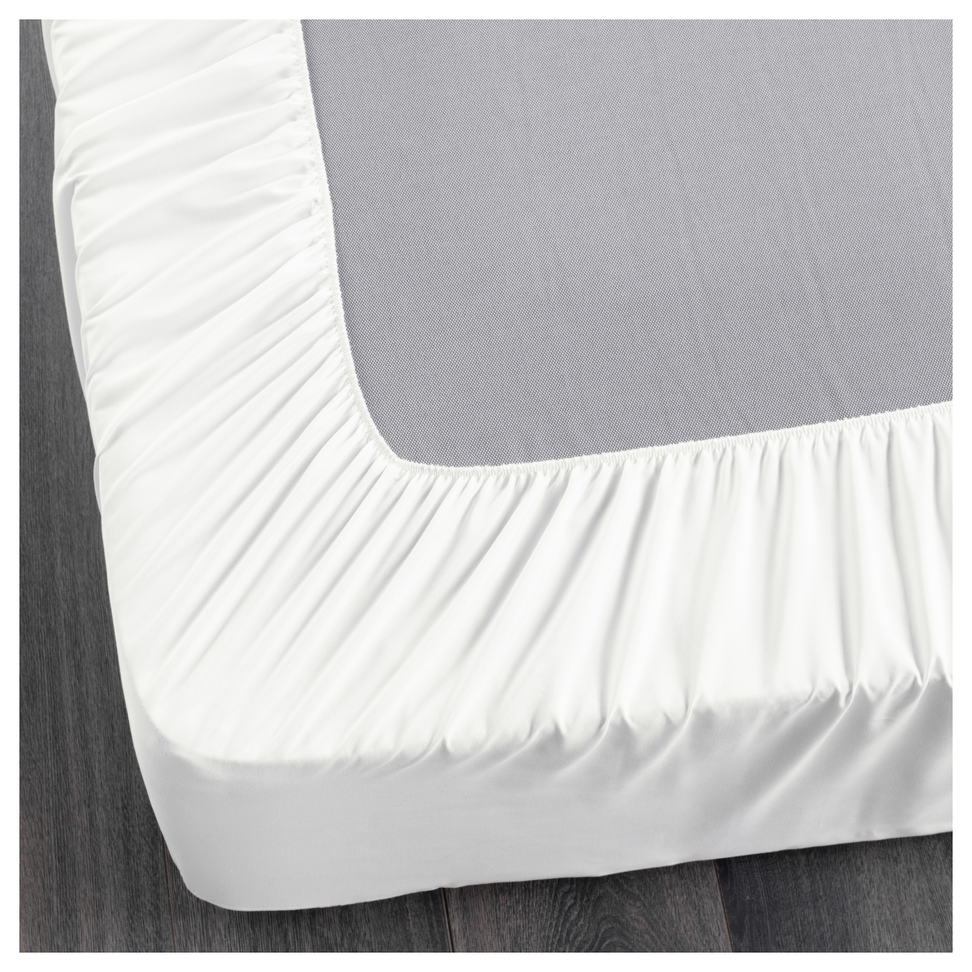 PÄRLMALVA Mattress protector - Queen - IKEA