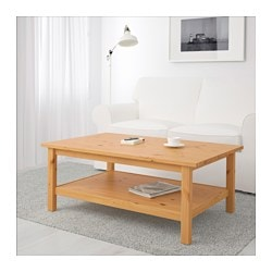 Hemnes Coffee Table Light Brown 139 00