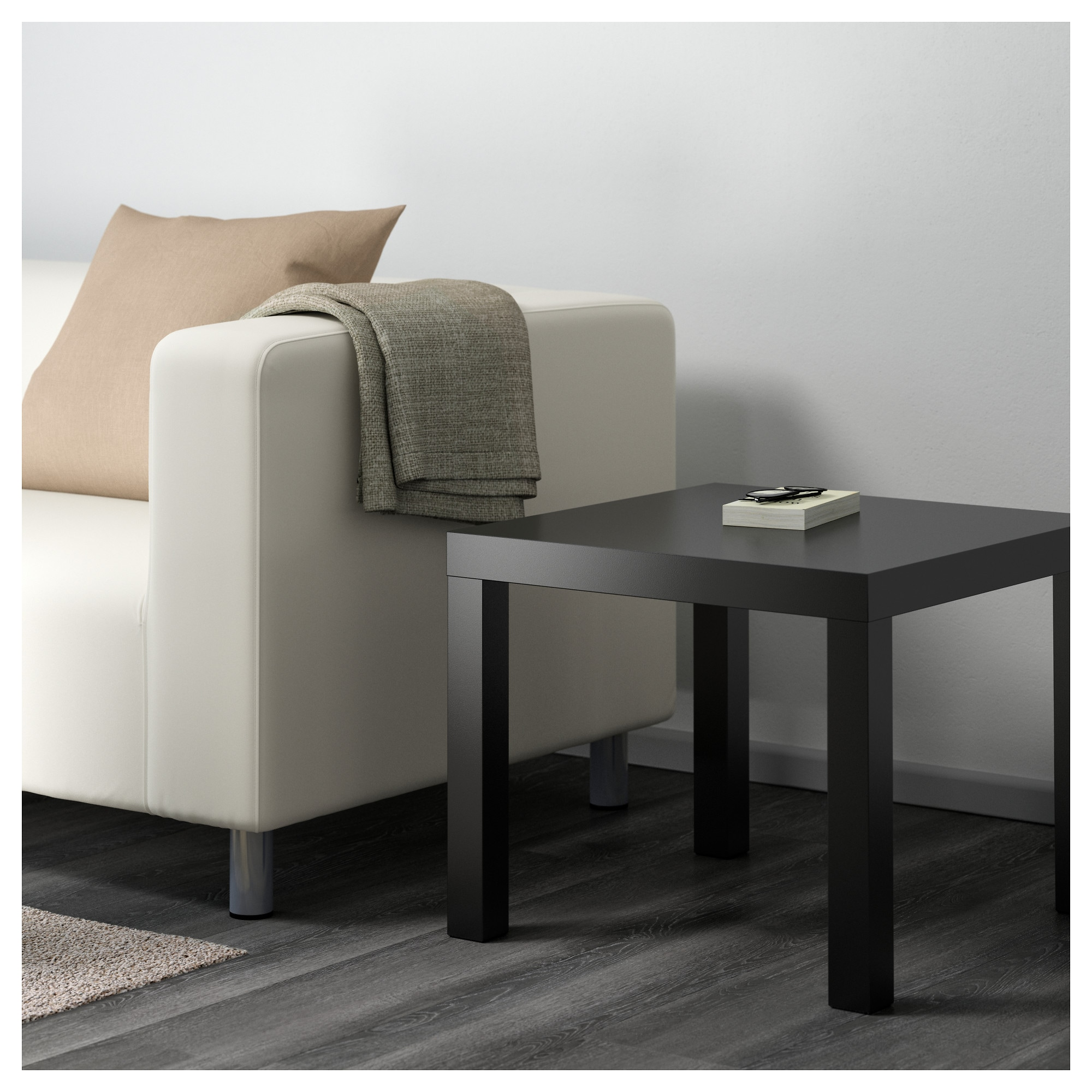 Lack side table birch effect 21 58x21 58 ikea geotapseo Choice Image