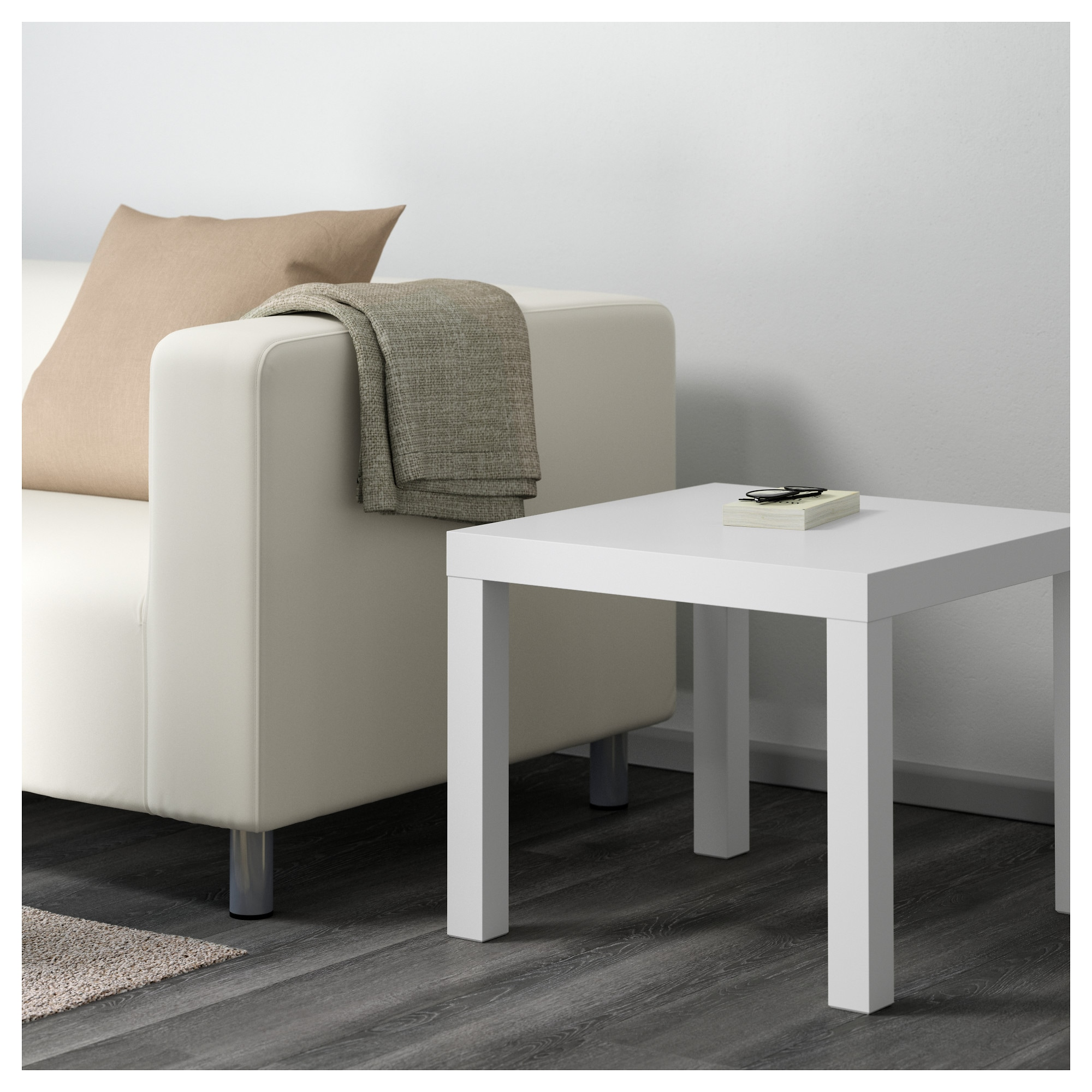 White side table - White Side Table 27