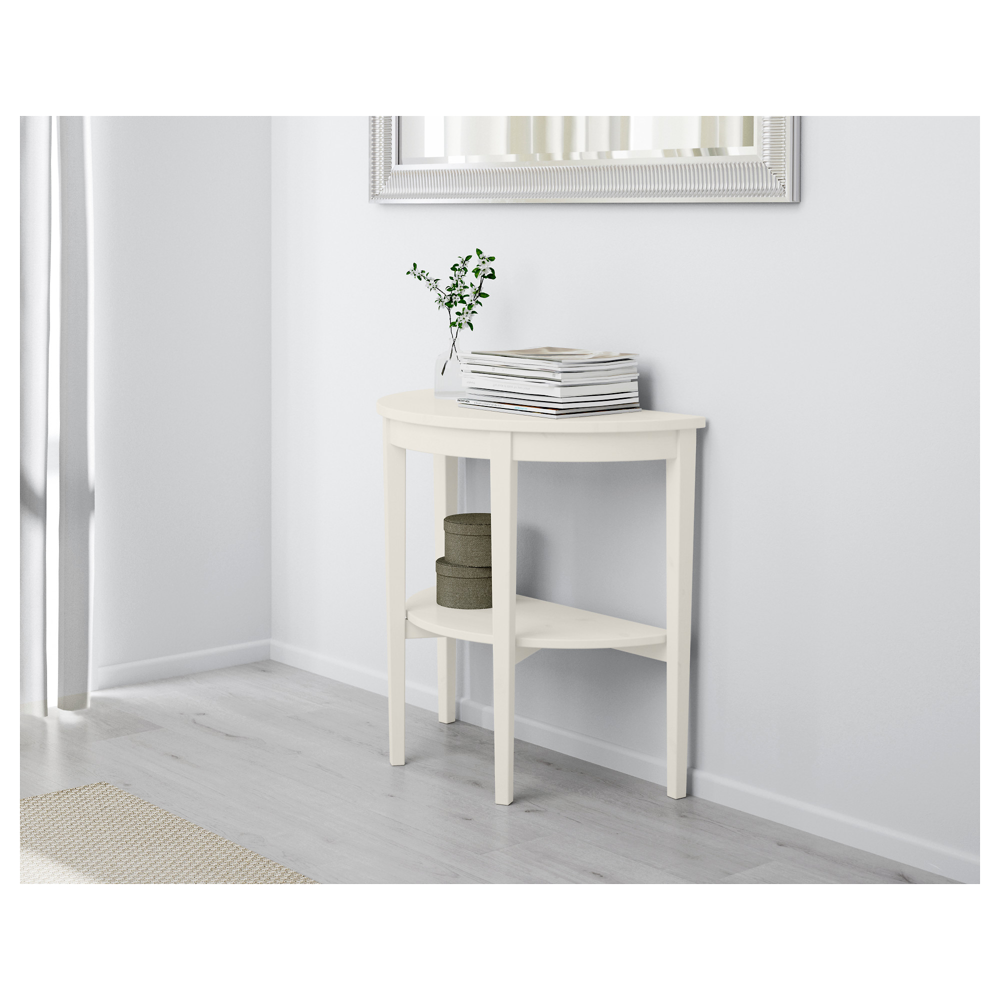 Arkelstorp console table black ikea geotapseo Gallery