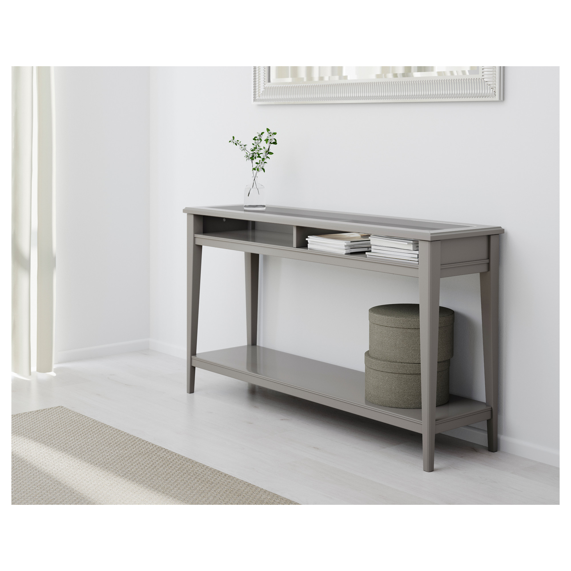 White Console Table Ikea -