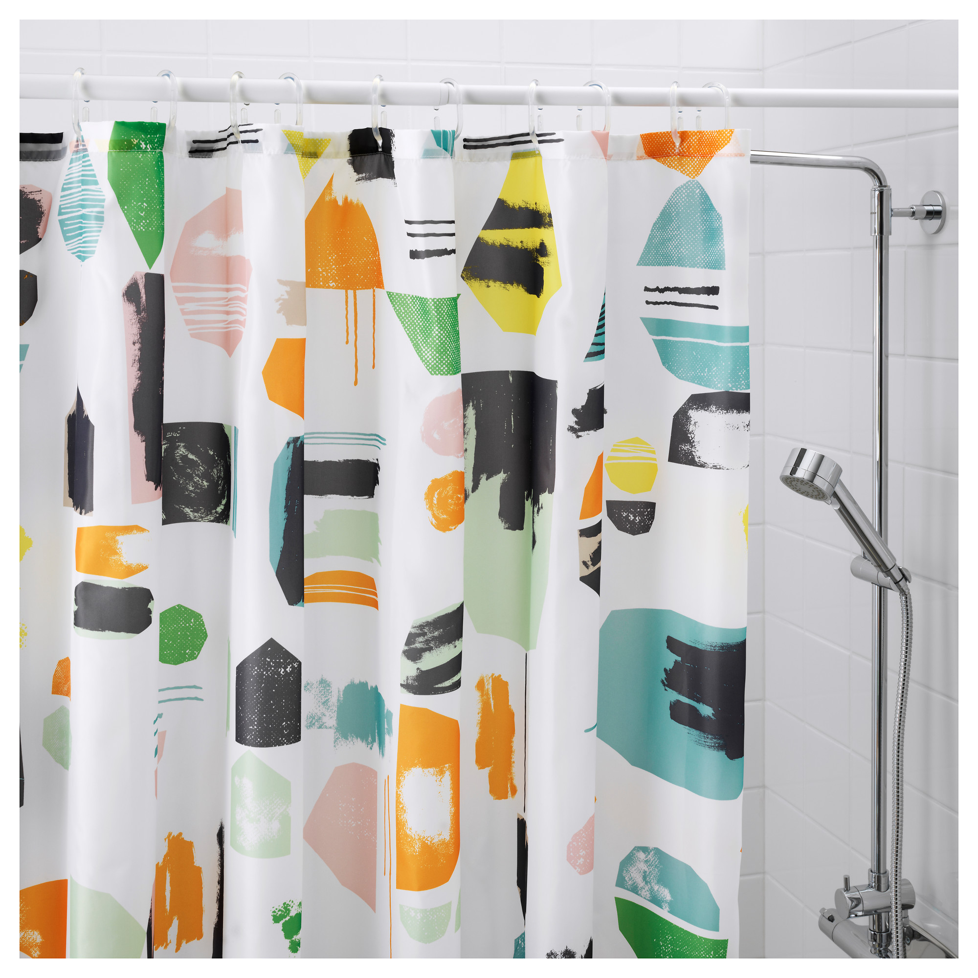 DOFTKLINT Shower Curtain   IKEA