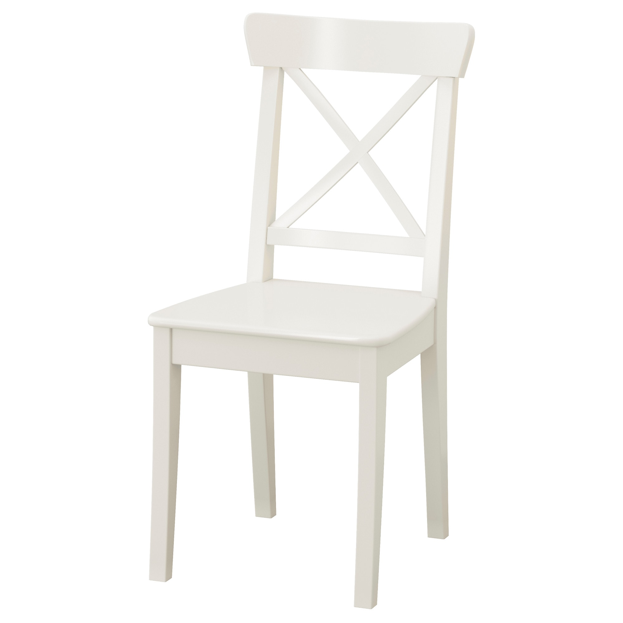 Black chair and white chair - Ingolf Chair White Tested For 243 Lb Width 16 7 8