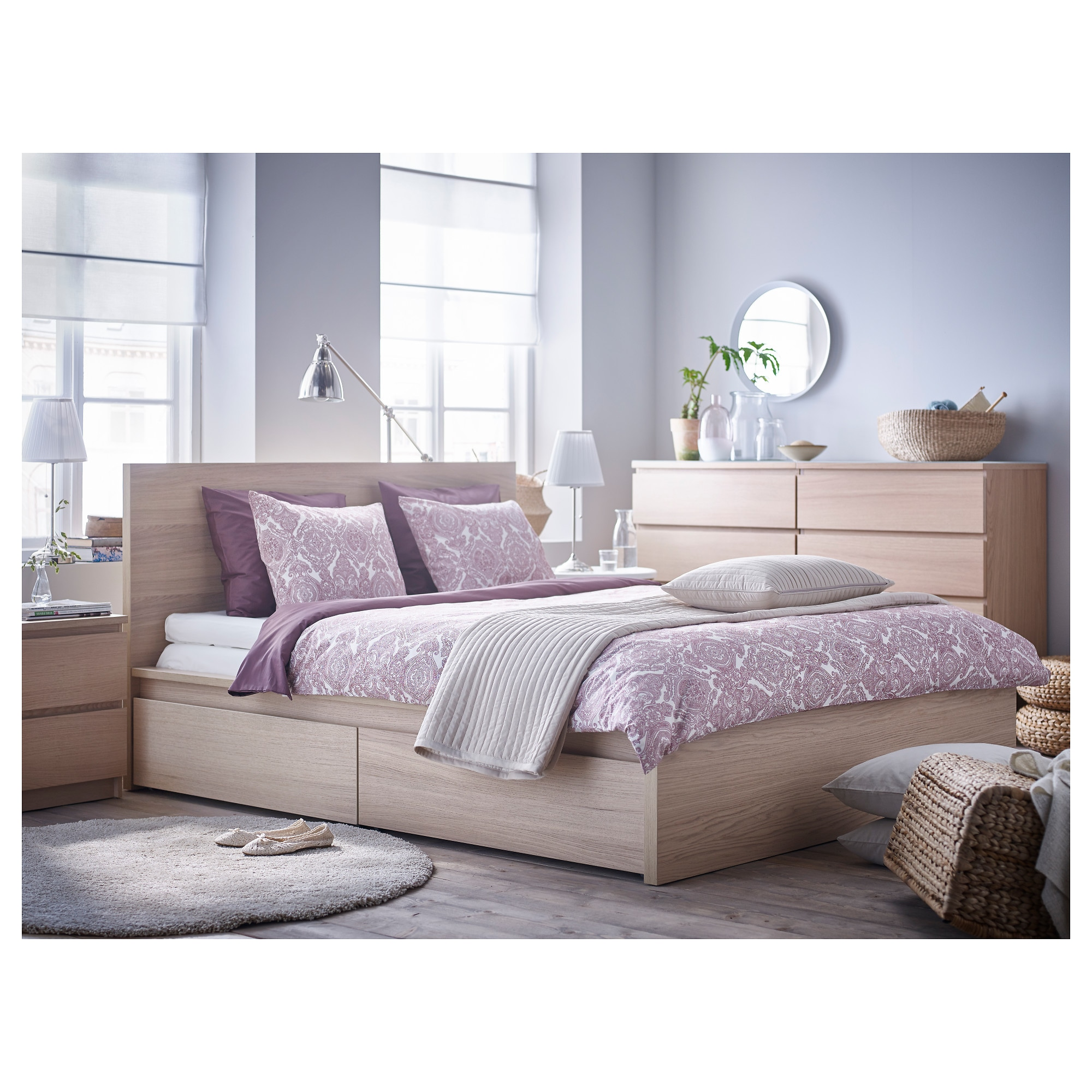 Bed frame with storage - Bed Frame With Storage 40