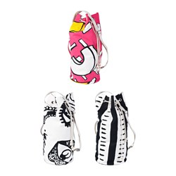 SPRIDD duffel bag, assorted patterns Height: 70 cm Diameter: 30 cm Volume: 49 l