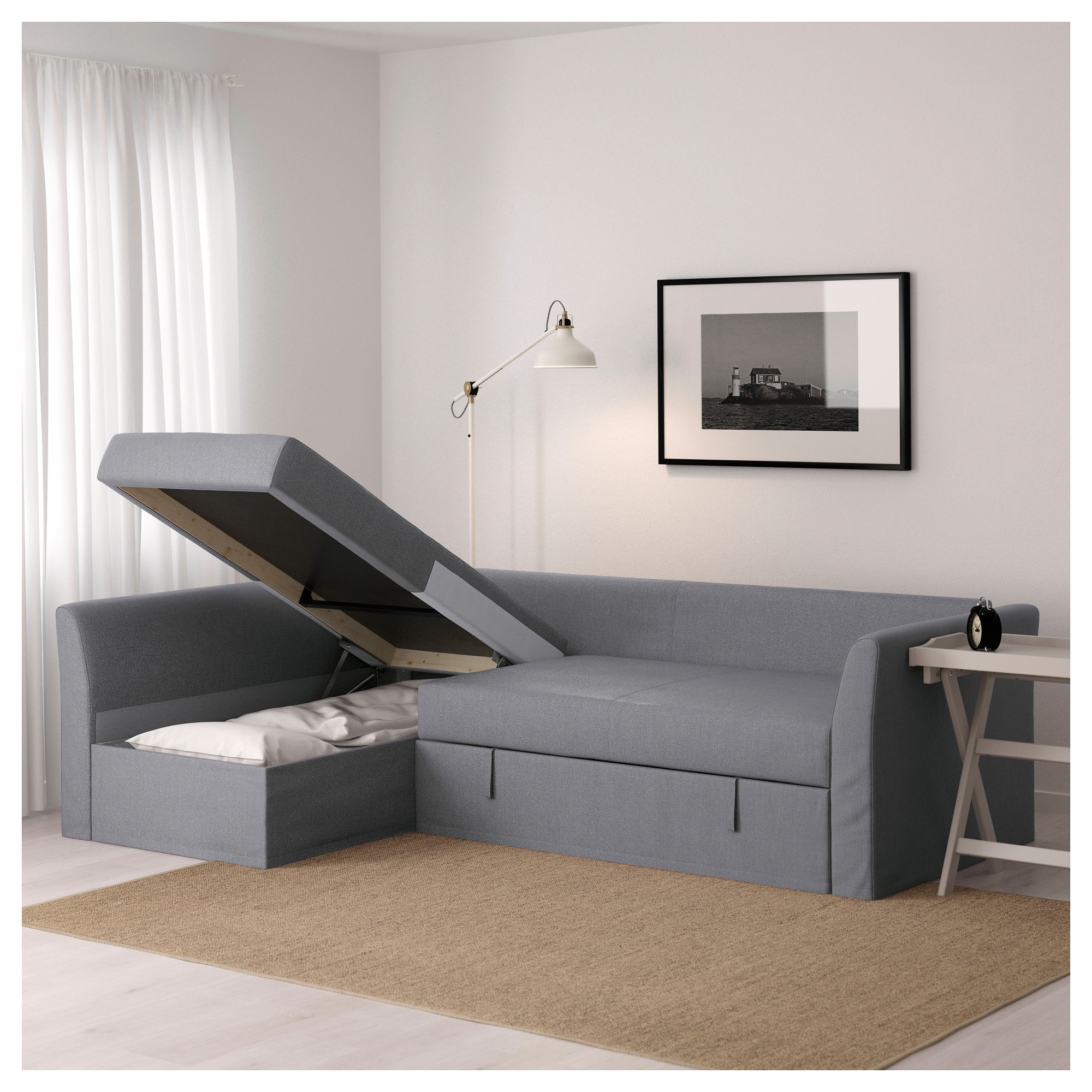 : ikea sofa bed chaise - Sectionals, Sofas & Couches
