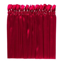 VINTER 2017 decoration, hanger, red Package quantity: 30 pack Package quantity: 30 pack