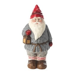 VINTER 2016 decoration, ceramic, Santa Claus Height: 17 cm